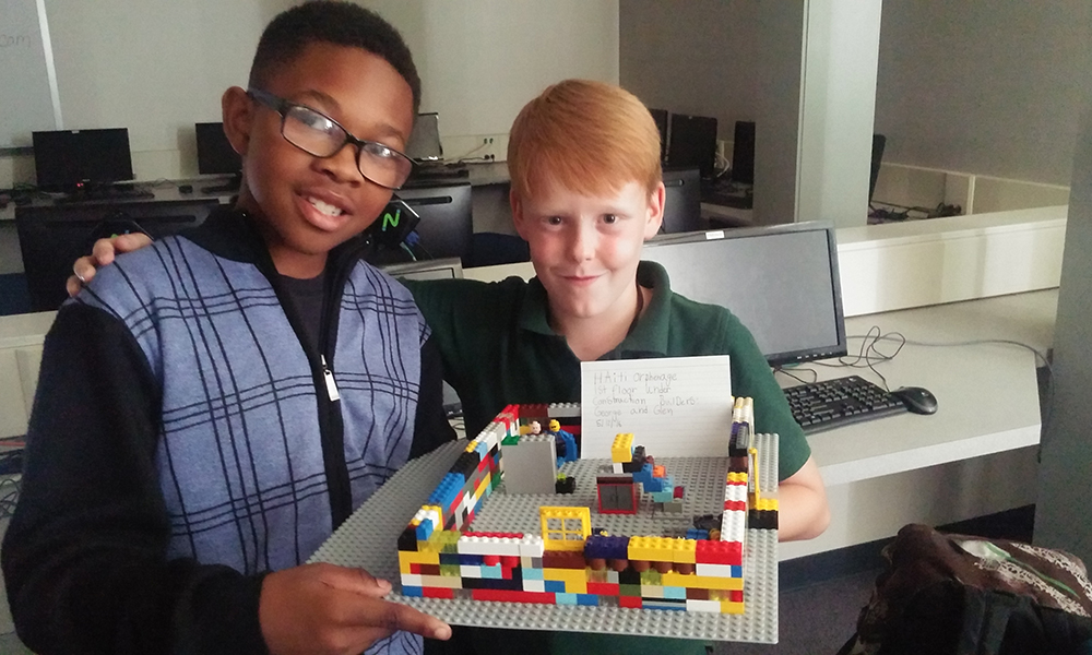 Year-round STEM After School Program at Park Middle School
