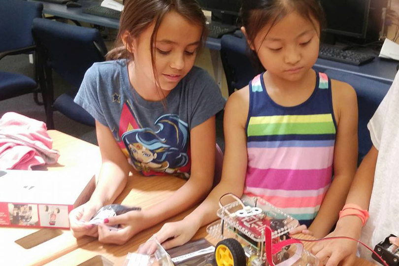 2017 STEM Summer Camp
